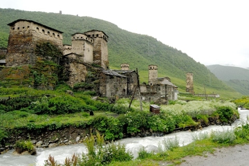 Private tour: 4 days in the Highlands of Georgia from Tbilisi