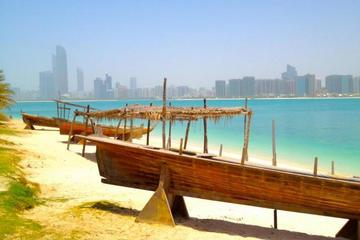 Private Tour: Abu Dhabi Sightseeing with Transport from Dubai