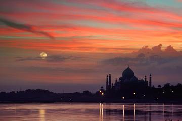 Private Tour: Agra City Tour of Taj Mahal and Agra Fort