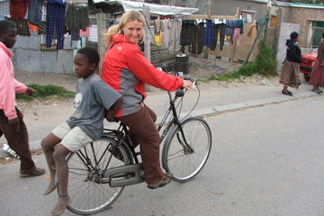 Private Tour: Bicycle Township Tour in Cape Town