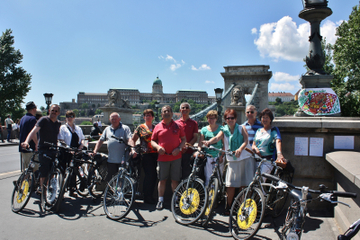 Private Tour: Budapest City Bike Tour