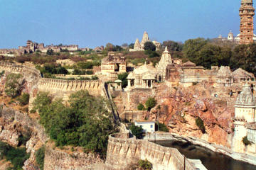 Private Tour: Chittaurgarh Fort from Udaipur