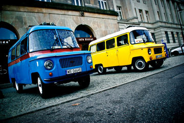 Private Tour: Communist Warsaw Tour by Nysa 522 Car