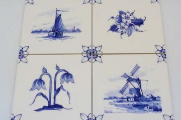 Private Tour: Delft Pottery Factory Tour and Painting Workshop