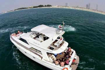 Private Tour: Dubai Coast Luxury Yacht Cruise