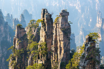 Private Tour: Explore Zhangjiajie National Forest Park