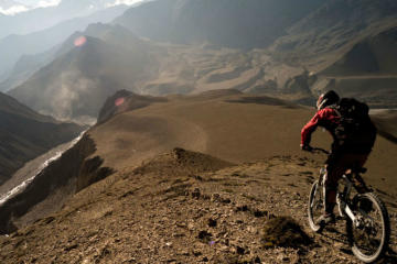 Private Tour: Full-Day Mountain Bike Adventure in the Andes