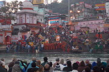 Private Tour: Haridwar Sightseeing Day Tour
