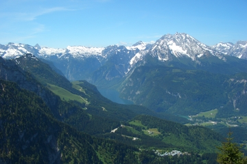 Private Tour: Highlights of the Bavarian Mountains from Salzburg