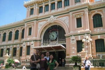 Private Tour: Ho Chi Minh City Full-Day Tour