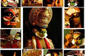 Private Tour: Kochi City Tour and Kathakali Dance Performance