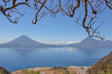 Private Tour: Lake Atitlan Boat Tour and Santiago Village from Antigua