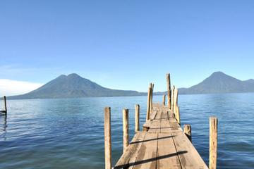 Private Tour: Lake Atitlan Boat Tour and Santiago Village from Guatemala City