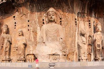 Private Tour: Longmen Grottoes Day Tour from Xi'an to Luoyang via High Speed Train