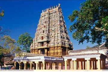 Private Tour: Madurai Day Tour of Gandhi Museum and Meenakshi Amman Temple