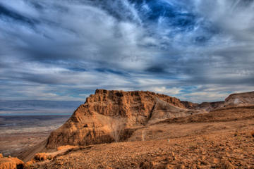 Private Tour: Masada and the Dead Sea Day Trip from Jerusalem