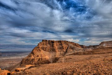 Private Tour: Masada and the Dead Sea Day Trip from Tel Aviv