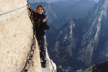 Private Tour: Mount Huashan Adventure from Xi'an