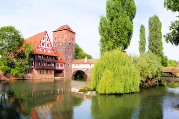 Private Tour: Nuremberg Nazi Party Rally Grounds and Old Town Tour