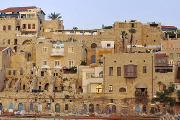 Private Tour: Old Port of Jaffa, Tel Aviv and Nalagaat Center Day Trip from Jerusalem
