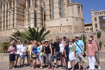 Private Tour: Palma de Mallorca Old Town