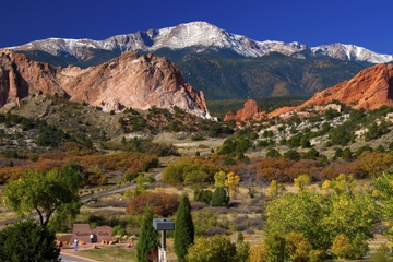 Private Tour: Pikes Peak and Garden of Gods Explorer From Denver