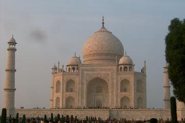 Private Tour: Same Day Trip to Agra Including Taj Mahal, Agra Fort, Tomb of Itimad-ud-Daulah From New Delhi