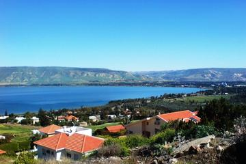 Private Tour: Sea of Galilee Day Tour from Tel Aviv