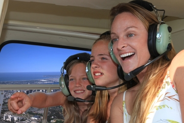 Private Tour: Southern California Coastal Sights Helicopter Flight from San Diego