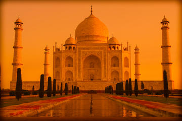 Private Tour: Sunset Taj Mahal and Fatehpur Sikri Day Tour