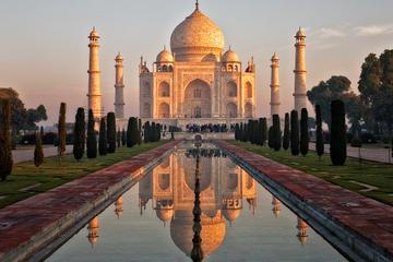 Private Tour: Taj Mahal Sunrise Tour