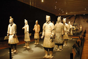 Private Tour: Terracotta Warriors and Han Yang Ling Mausoleum in Xi'an