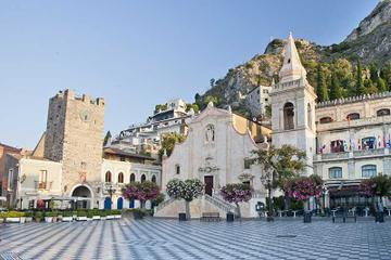 Private Tour to Taormina and Castelmola from Messina