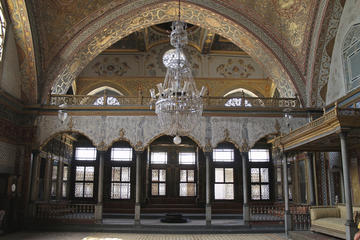 Private Tour: Topkapi Palace including Harem Entrance