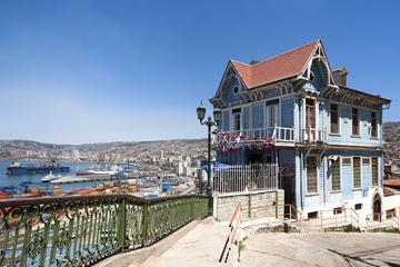 Private Tour: Valparaiso City Walking Tour