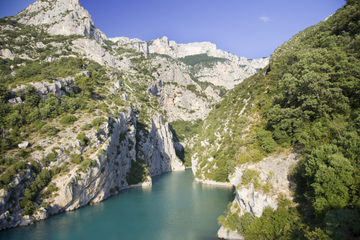 Private Tour: Verdon Gorge, Castellane and Moustiers Day Trip from Nice