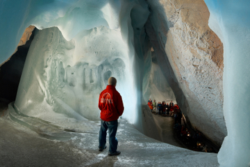 Private Tour: Werfen Ice Caves Adventure from Salzburg
