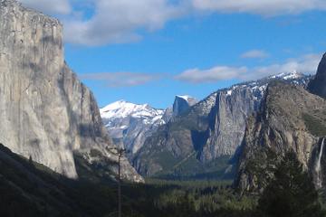 Private Tour: Yosemite Valley Customizable Walking Tour