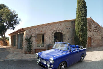 Private Trabant Cabrio Tour in Mallorca Including Wine Tasting