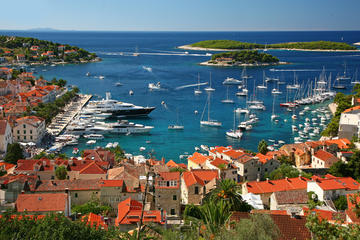 Private transfer Dubrovnik to Hvar with speedboat