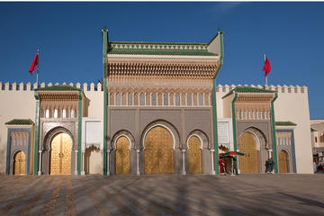 Private Transfer from Fez to Marrakech or Marrakech Airport