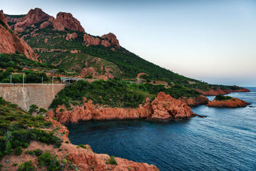 Private Transfer from Toulon Hyeres Airport to Boulouris