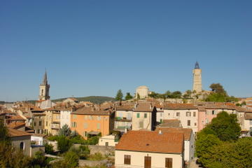 Private Transfer from Toulon Hyeres Airport to Draguignan