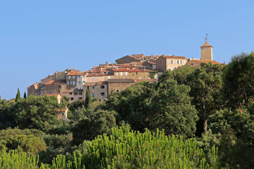 Private Transfer from Toulon Hyeres Airport to Ramatuelle
