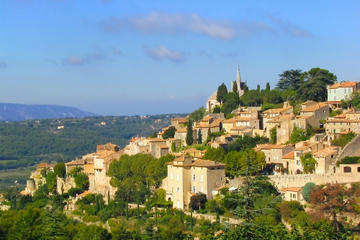 Private Transfer from Toulon Hyeres Airport to Seillans