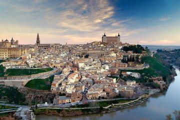 Private Transfer: Madrid to Toledo