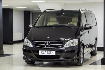 Private Transfer to Prague from Berlin by Luxury Van
