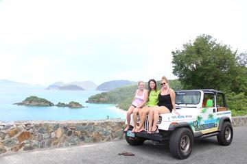 Private US Virgin Islands Adventure Tour