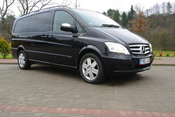 Private Van transfer: Kaunas Airport to City - Arrival