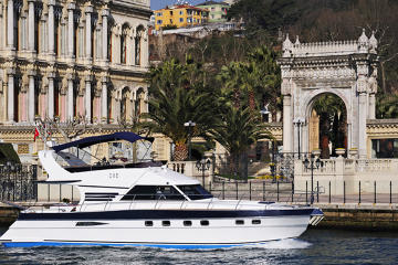 Private Yacht Cruise to Anadolu Kavagi - Half Day From Istanbul